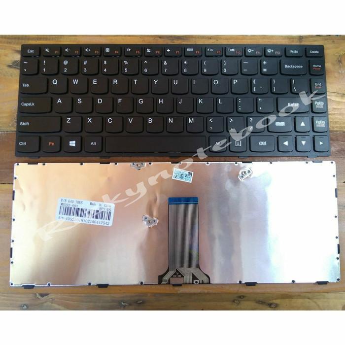 harga Keyboard lenovo g40, g40-30, g40-70 Tokopedia.com