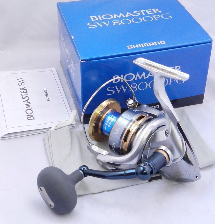 harga Reel shimano biomaster sw8000pg Tokopedia.com