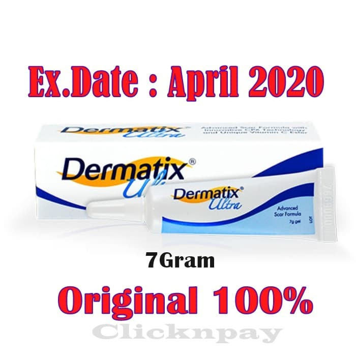 harga Dermatix ultra gel 7 gr advanced scar formula untuk bekas luka Tokopedia.com
