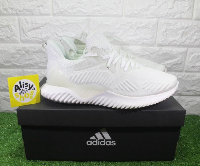 970b18457d900 Jual Sepatu Adidas Alphabounce Beyond Triple White - DKI Jakarta ...