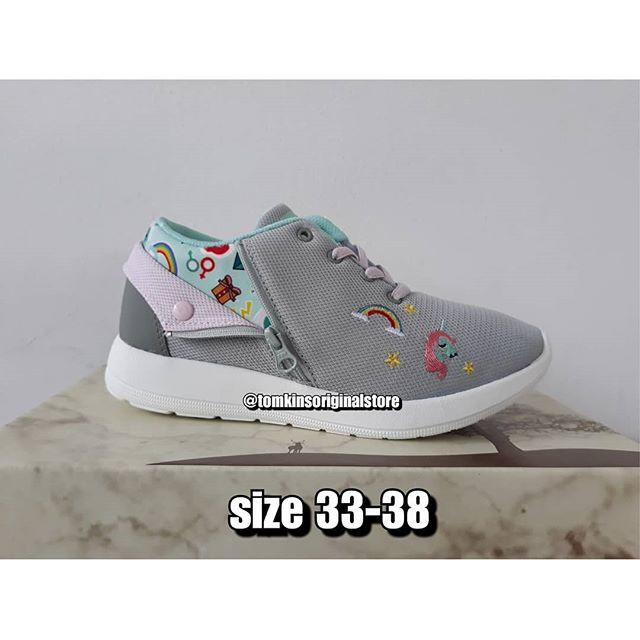 Jual Sepatu Sport Anak Tomkins Entebbe - 33 a2b82cde8f