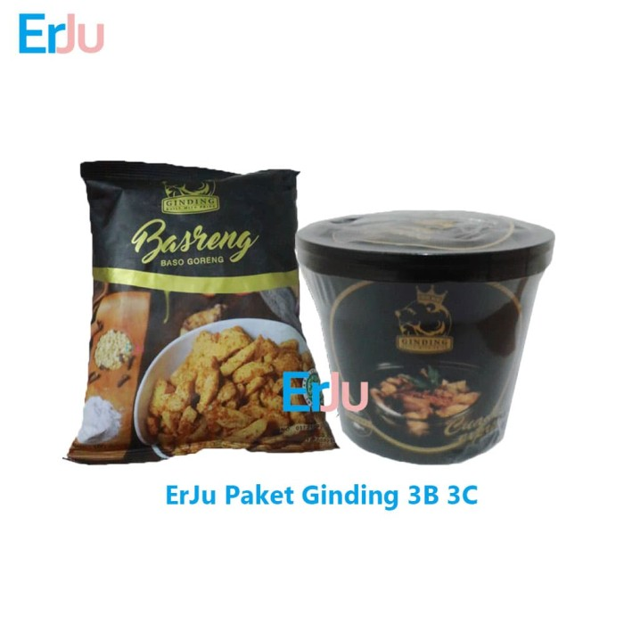 harga Erju paket snack ginding 3b 3c Tokopedia.com