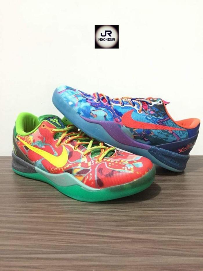 Jual SEPATU BASKET Nike What The Kobe 8 PREMIUM ORIGINAL 40-46 ... d4ae9bf640