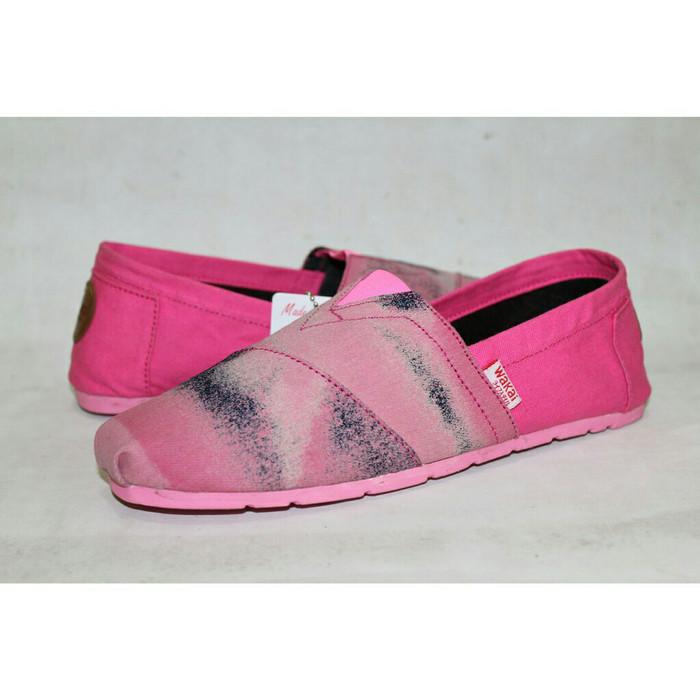 Sepatu Waka Gray Pink Grade Original - Info Harga Baru Produk ... 4c1b0754ea