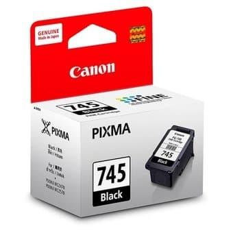 harga Canon tinta printer pg-745 black Tokopedia.com