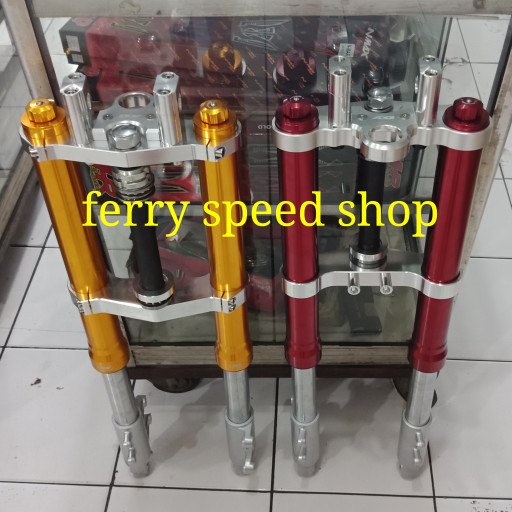harga Shock depan up side down vixion/up side down shock depan vixion dy Tokopedia.com