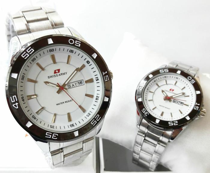 Jam Tangan Swiss Army Super Premium Couple - Referensi Daftar Harga ... 8487a24882