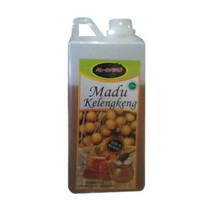 harga Madu asli al qubro kelengkeng 1 kg halal sesuai aturan pusat Tokopedia.com
