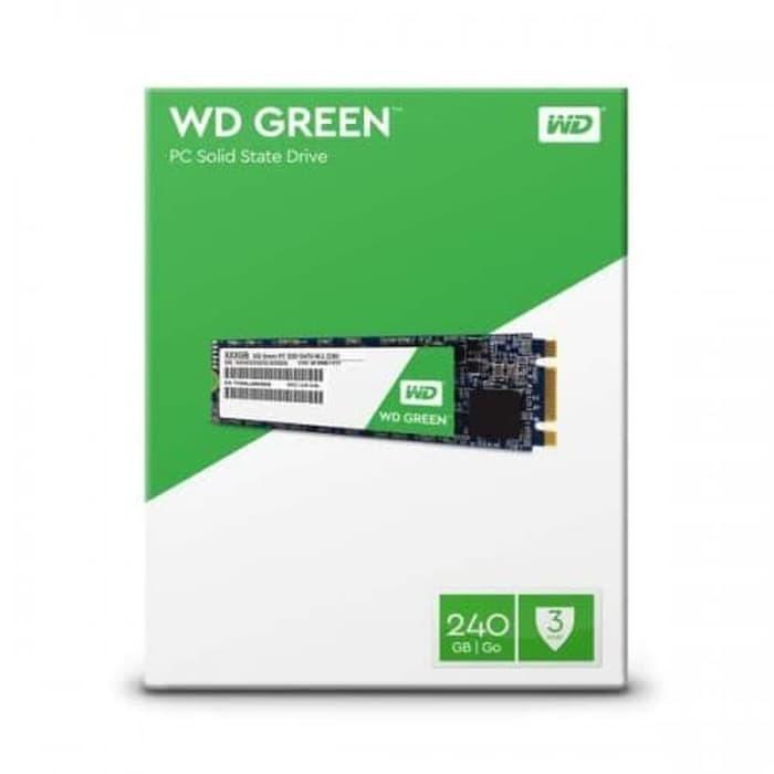 harga Ssd wd 240gb m2/ssd wd green 240gb m.2 Tokopedia.com