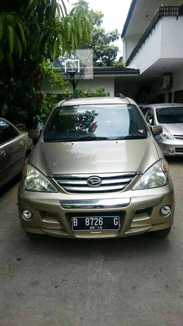 Jual Mobil Daihatsu Xenia 2004 Jakarta Barat Bless Shop1