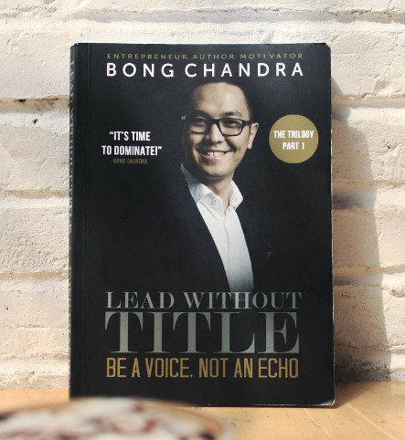 harga Buku #leadwithouttitle by bong chandra Tokopedia.com