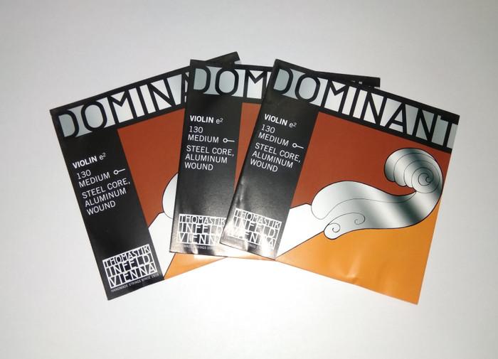 harga Senar / violin string dominant  e  130 Tokopedia.com