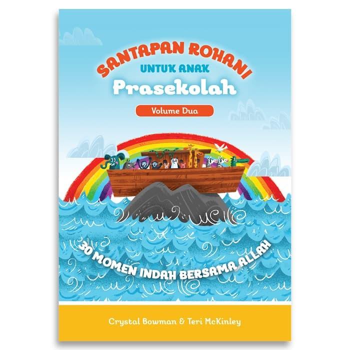 harga Buku anak: santapan rohani untuk anak prasekolah vol. 2 Tokopedia.com