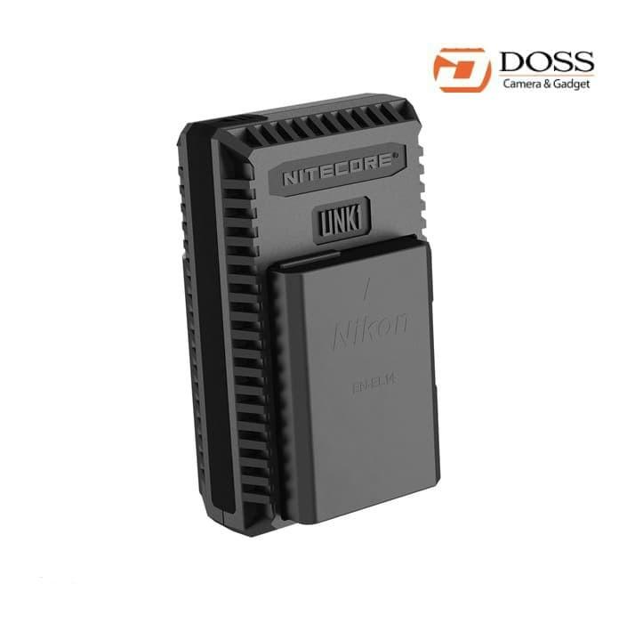 harga Nitecore unk1 dual-slot usb travel charger for nikon en-el14 en-el14a Tokopedia.com