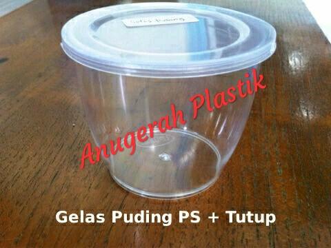 harga Gelas puding ps/dessert cup + tutup merk fim Tokopedia.com
