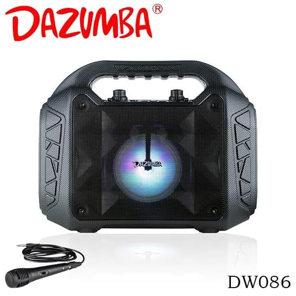 Promo Dazumba DW086 Portable Speaker Bluetooth - Hitam