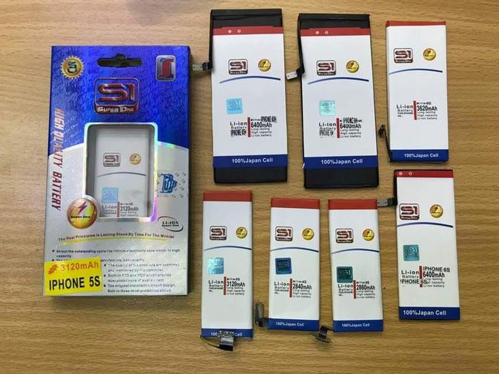 Foto Produk Baterai baterry IPHONE 5S Double Power Batre Bat dari Cindy acc shop