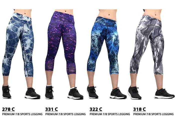 Jual Legging Terbaru Celana Sport Legging Leging Wanita 7 8 Gym Renang Jakarta Barat Bz Jeans Tokopedia