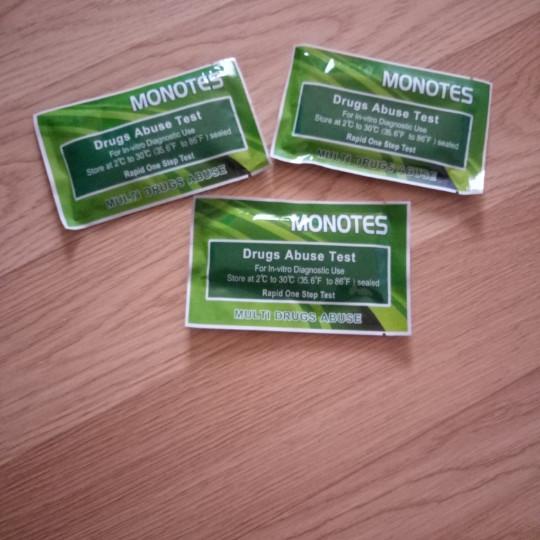Jual Monotes Test Narkotika 3p Alat Tes Narkotika 3 Parameter Kota Samarinda Hs Herbal Supplemen Tokopedia