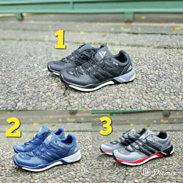 harga Sepatu running jogging hiking casual adidas terrex boost Tokopedia.com