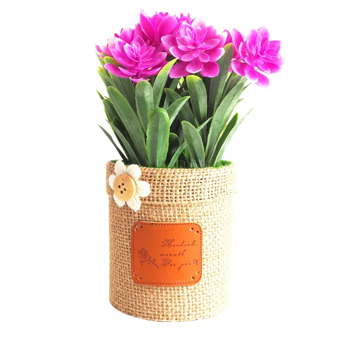 harga Joar pink | tanaman vas pot bunga artificial hiasan palsu unik shabby Tokopedia.com