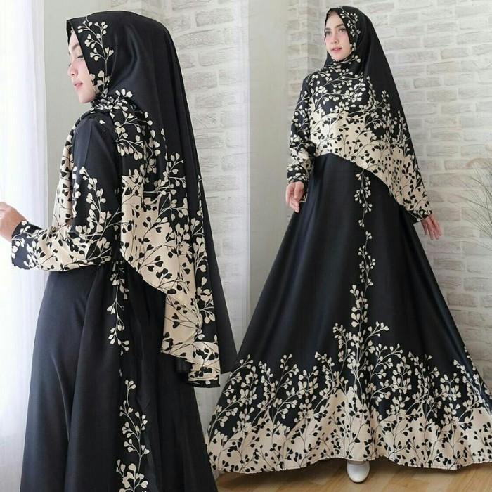 Promo Tahun Baru X7r3 Model Baju Muslim Gamis Terbaru Dan Mode Trendy E8t9