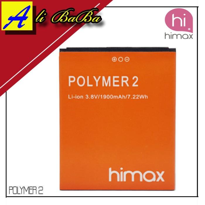 harga Baterai handphone himax polymer 2 batre hp himax batu himax polymer 2 Tokopedia.com