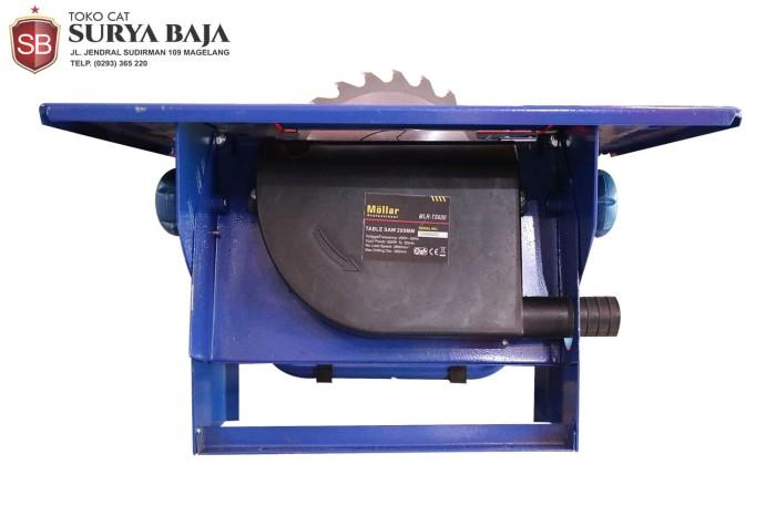 harga Gergaji table saw mollar atau mesin potong kayu meja 8 mollar ts600 Tokopedia.com