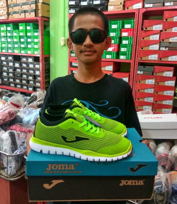harga Sepatu joma knitro original / running / olahraga / lari / santai Tokopedia.com
