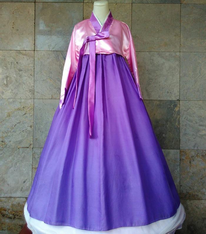 harga Hanbok baju adat / tradisional korea hanbook hambok handbok hambook Tokopedia.com