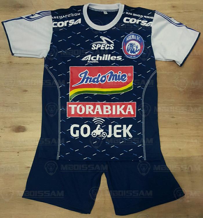 harga Kaos 1 setel jersey arema fc untuk anak (bayi 2 - 8 tahun) baru 2018 Tokopedia.com