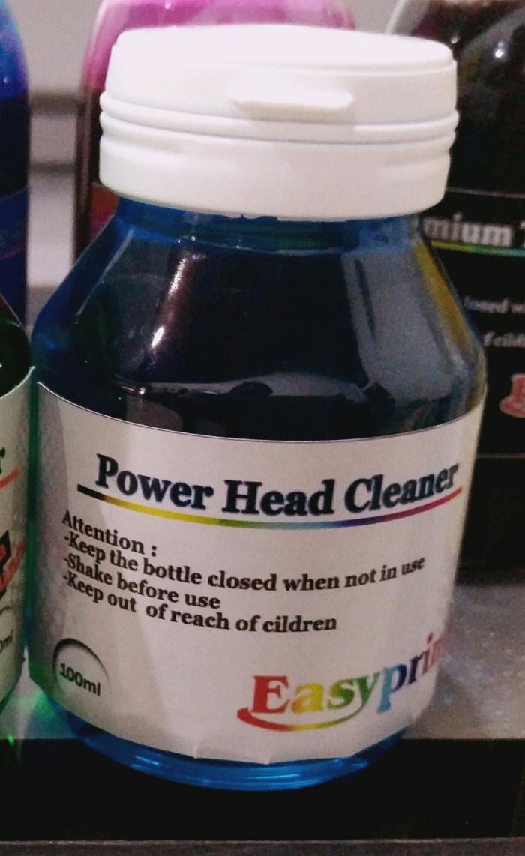 harga Power head cleaner - pembersih head printer dtg Tokopedia.com