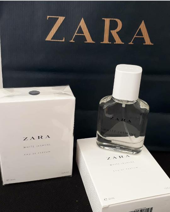 Jual Parfum Zara White Jasmine 30ml Original Kota Semarang