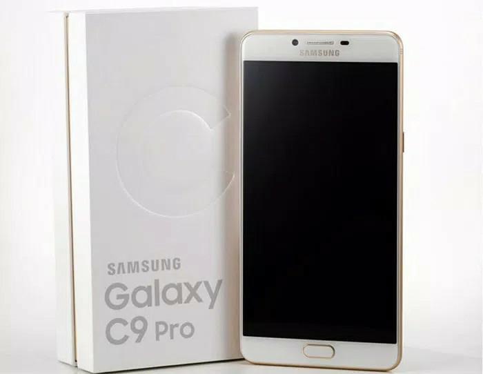 Samsung c9 pro original