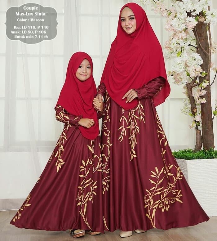 Info Baju Couple Keluarga Syari Hargano.com