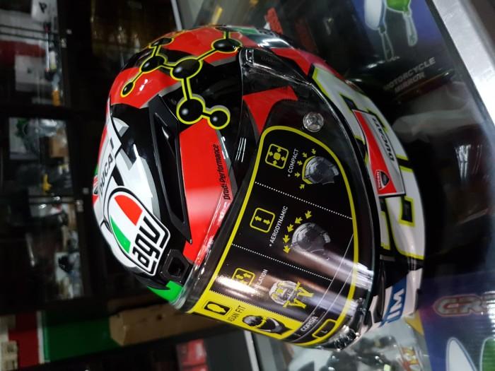 Helm agv corsa iannone 1