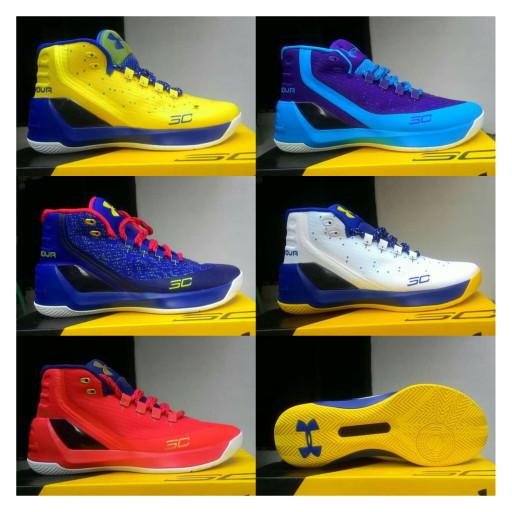3d4694a2ff3d Jual Under Armour Curry 3.0 Premium Sepatu Basket Pria - Kab ...