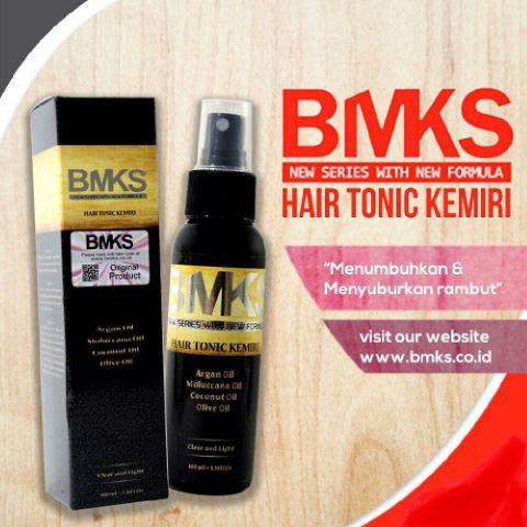 Foto Produk BMKS Hair Tonic Kemiri BPOM Original - Hair Tonic Kemiri BMKS BPOM dari Jane Kosmetik