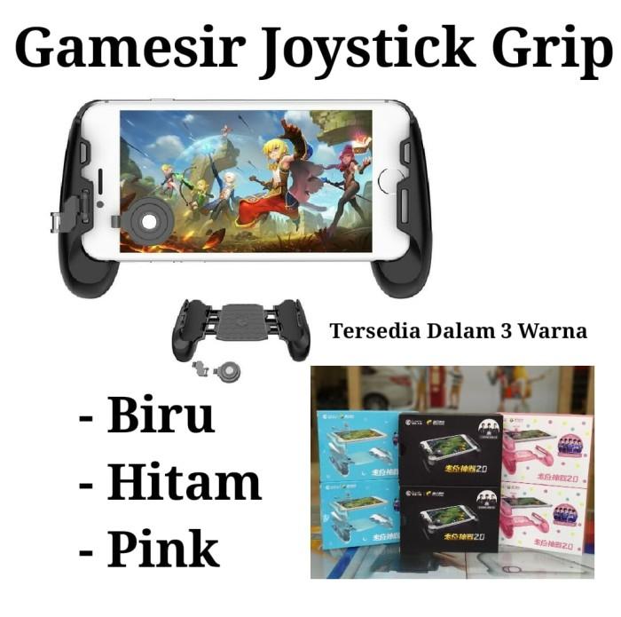 Foto Produk Gamesir Joystick Grip Handgrip Gamepad Android iOS Gamepad Controller dari Super-Gameshop