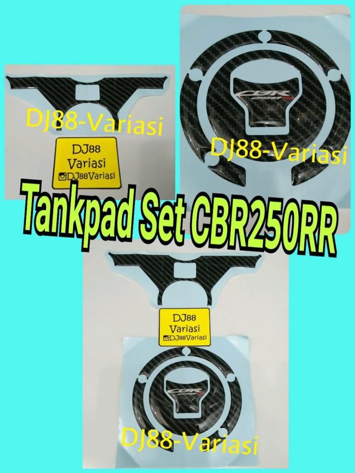 harga Tankpad stiker bensin cbr250rr fuelpad stang segitiga carbon cbr 250rr Tokopedia.com