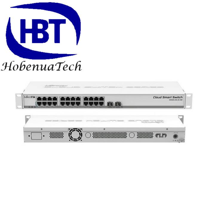 harga Mikrotik css326-24g-2s+rm routerboard css32624g2srm Tokopedia.com