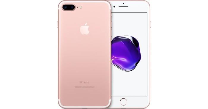 harga New apple iphone 7 plus 32gb rose gold garansi 1 tahun Tokopedia.com