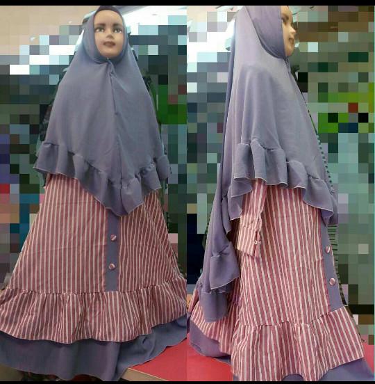 harga Gamis anak syari baju muslim anak set xl xxl Tokopedia.com
