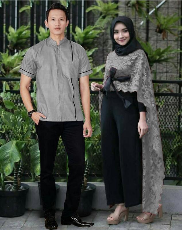 Model Baju Couple Islami Gambar Islami