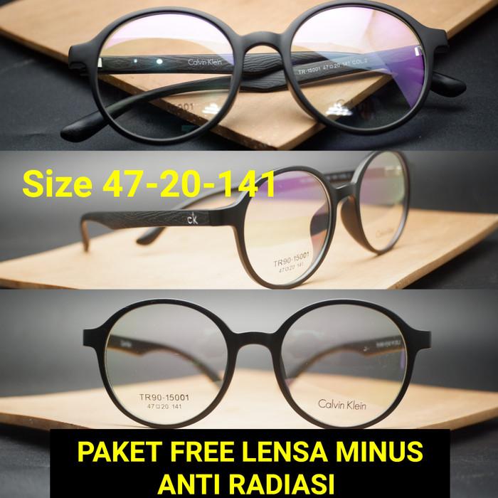 Jual Frame Kacamata Ck 5001 Kacamata Baca Minus Gaya Paket Lensa ... c1cd22992d