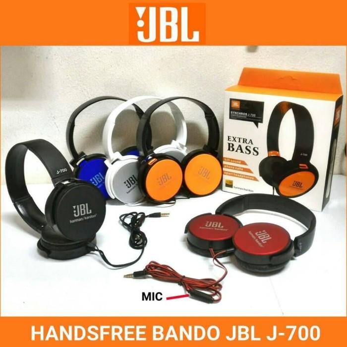 Verwonderend Jual Handsfree / Headset / Earphone Bando JBL J600 by Harman FI-37
