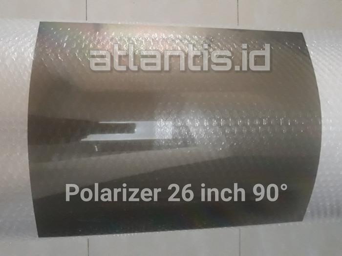 harga Polarizer 26 inch 90 derajat - polaris 26 belakang Tokopedia.com