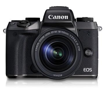 harga Canon digital camera eos m5 with ef-m18-150 is stm Tokopedia.com