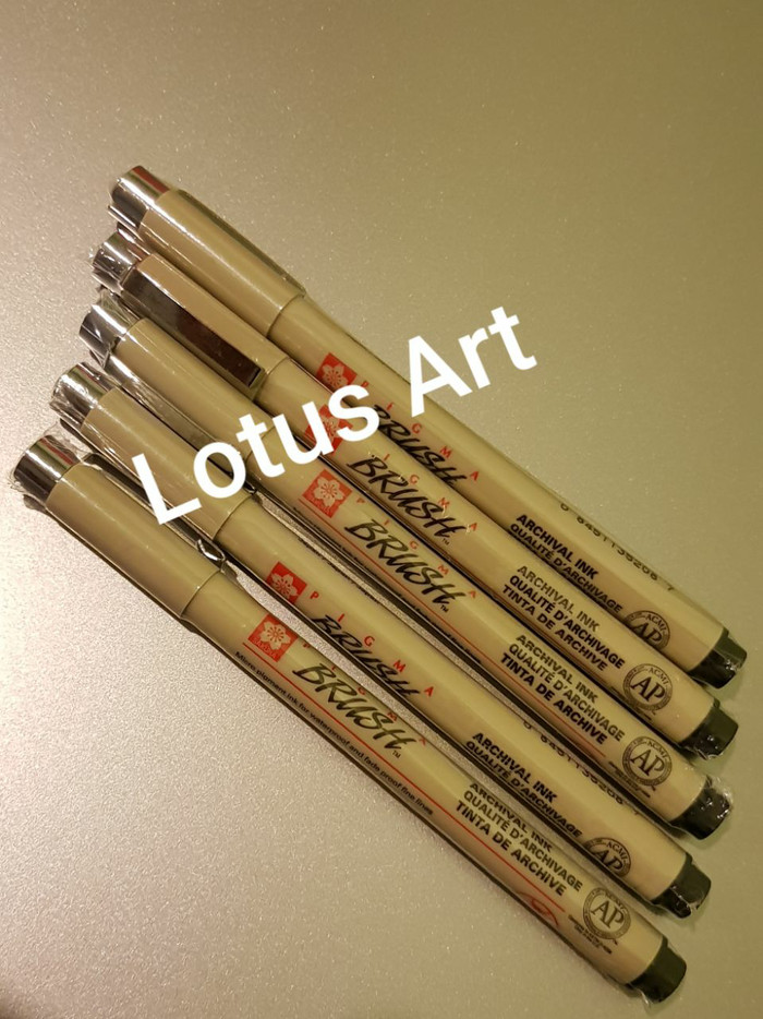 harga Sakura pigma drawing brush br Tokopedia.com