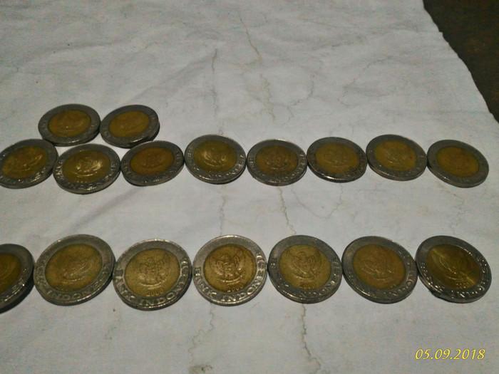 harga Uang Koin 1000 rupiah kelapa sawit Tokopedia.com